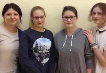 Sukces naszych uczniów na Konkursie w Dębicy