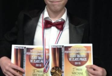 Michał Policht zwycięzcą konkursów muzycznych